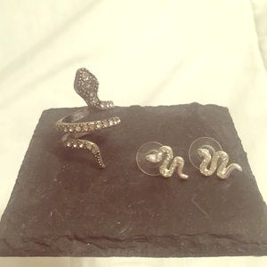 Snake Jewelry Bundle!